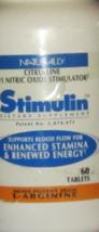 Energy, Health, & Balance Naturally Stimulin Nitric Oxide Stimulator 60C... - $13.99