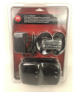 NEW Motorola Talkabout Radios Rechargeable Battery Upgrade Kit 53614 SEALED - $24.74