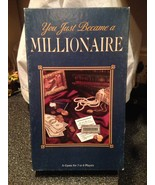 Hasbro You Just Became a Millionaire Family Fun Party Game Open New Neve... - $14.99