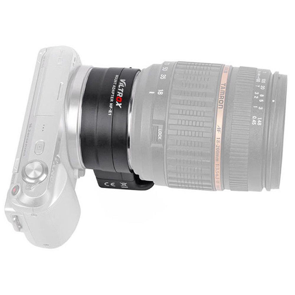 Viltrox NF-E1 Auto Focus Lens Mount Adapter For Nikon F lens to Sony E mount DSL