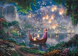 Jigsaw Puzzle Disney Tangled Rapunzel 2000 Pieces Tangled F S w Tracking# Japan - $141.85