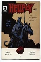 Hellboy: The Wild Hunt #1  comic book 2008- Dark Horse NM- - $17.65