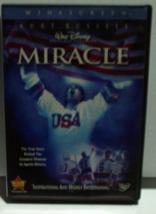 """""""Miracle"""" widescreen 2 Disc DVD set  w/Kurt Russell - $6.00"""