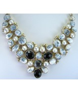 Dendrite Opal aka Merlinite with Onyx and Pearl... - $419.52