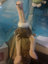 Stretch the Ostrich The Beanie Babies Collection 1997 Retired - $6.25