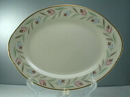 Homer Laughlin Nantucket N1753 Oval Platter - $23.14