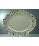 Homer Laughlin Nantucket N1753 Oval Platter - $23.14