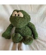 "Gund Green Frog Plush Stuffed Animal Toy Terry 25"" Huge Rare #5057 - $88.46"