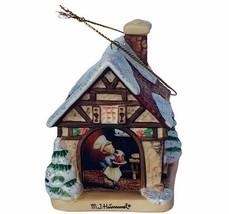 MI Hummel Christmas ornament figurine goebel Bavarian village Bradford B... - $29.65