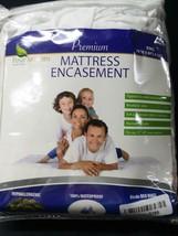 Zippered Mattress Protector - KING -Bed Bug Waterproof Allergy Relief En... - $29.09