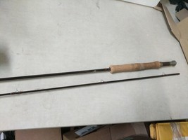 """fenwick Iron Feather IF866 8'6"""" #6 3 7/16 oz Fly Rod With Case - broken tip image 2"""