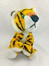 """Russ Tippy Tiger Plush 8"""" Vintage Nutshells Korea Stuffed Animal toy - $16.95"""