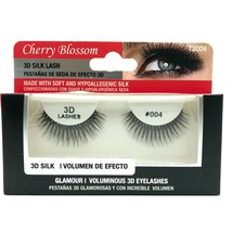 CHERRY BLOSSOM SOFT AND DURABLE 3D VOLUME MINK LASHES #72004 - $2.96