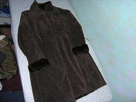 INC International Concepts VERY NICE Brown Fur Coat/Shrug (SZ small) - $20.00