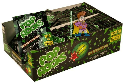 Primary image for Watermelon Pop Rocks, 36 Packs