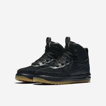 Nike Lunar Force 1 Duckboot Winter SneakerBoots 882842-001 Kids GS Size ... - $79.99