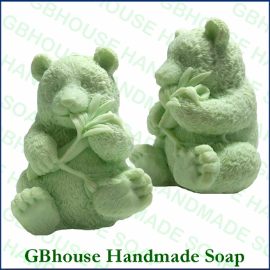 New Product Line - Handmade CP Soap -Panda