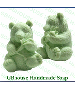 New Product Line - Handmade CP Soap -Panda - $26.00