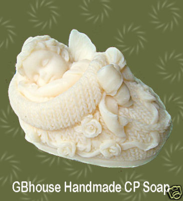 New Product Line - Handmade CP Soap -Weaving shoe-boy