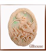 Love Birds - Silicone soap mold - $26.00