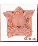 Silicone Soap Mold - Handmade Duck - Americana - $28.00