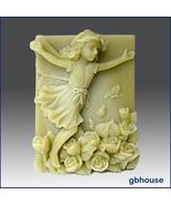 Silicone Soap Mold - Aurelia -Fairy of Love - $33.00