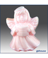 Silicone Soap Mold Singing Angel - $26.00
