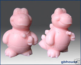 3D Silicone Soap and Candle Mold – Baby Dinosaur Boy - $35.00
