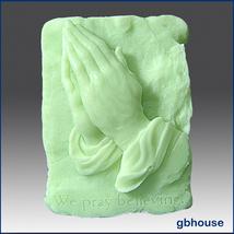 2D Silicone Soap Mold - Faithful Prayers - $25.00