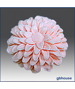 Chrysanthemum0811 – 3D Silicone Soap Mold - $28.00