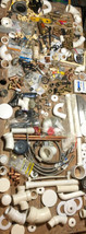 Lot Of 200+ Mixed Plumming Parts-Copper-Shark Bite-Ball Valves- Reducers-ect.. - $227.69