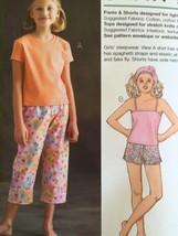 Kwik Sew Sewing Patterns 3477 Girls Childs Sleepwear Size XS-XL 4-14 New - $14.85