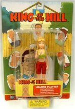 King of the Hill: Luanne Platter Action Figure by Toycom - $130.68