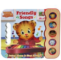 Daniel Tiger's Friendly Songs: Daniel Tiger's Neighborhood image 1