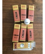 Nitro Maximum Distance Titanium Golf Balls Lot Of 7 Packs Of 3 New - $34.19