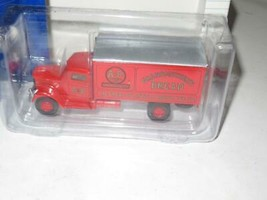 AMERICAN HIGHWAY LEGENDS- 1/64TH -GRANDMOTHERS BREAD TRUCK - NEW - M47 - $14.65