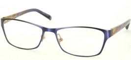 New Prodesign Denmark 1297 3031 Matte Dark Lilac Eyeglasses Frame 54-16-130mm - $73.26