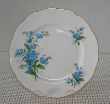 FORGET ME NOT Royal Albert BREAD & BUTTER SIDE PLATE (s) Bone China Engl... - $7.75