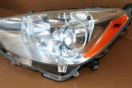 "12-15 Toyota Prius ""C"" NHP10 Headlight Head Light Lamps Set Pair L&R POLISHED image 5"