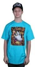 LRG Tyke Witnes Saigon contre Nature Palette Loup Californie Rue Art T-Shirt Nwt