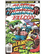 Captain America Comic Book #203 Marvel Comics 1976 FINE+/VERY FINE- - $6.89