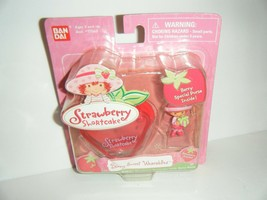 BanDai Happy Birthday Strawberry Shortcake Berry Sweet Wearables Berry Purse - $14.85
