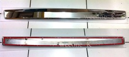 CHROME REAR TAIL-GATE TAILGATE COVER FOR TOYOTA AVANZA 2012 2013 2014 2015 - $55.68