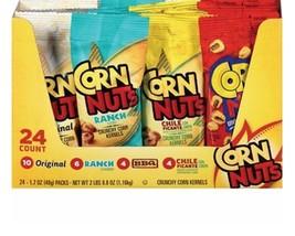 CornNuts, Variety Pack, 1.7 oz, 24-count - $24.70