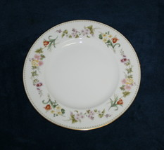 "Wedgwood Mirabelle Salad Plate s 8 1/8""  R4537 - $15.83"
