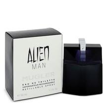 Alien Man by Thierry Mugler Eau De Toilette Refillable Spray 1.7 oz - $53.04