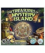 Treasures of Mystery Island (PC, 2010) - $9.85