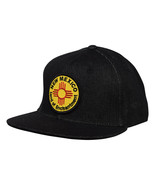New Mexico Land of Enchantment Hat by LET'S BE IRIE - Black Denim Snapback - £17.26 GBP