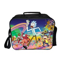 Rick And Morty Lunch Box Series  Lunch Bag Running Rick - $17.99
