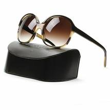 Oliver Peoples Women Sunglasses OV5235S 133813 Brown Horn Frame brown Lens 61mm image 2